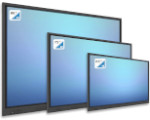 Newline interaktive Displays