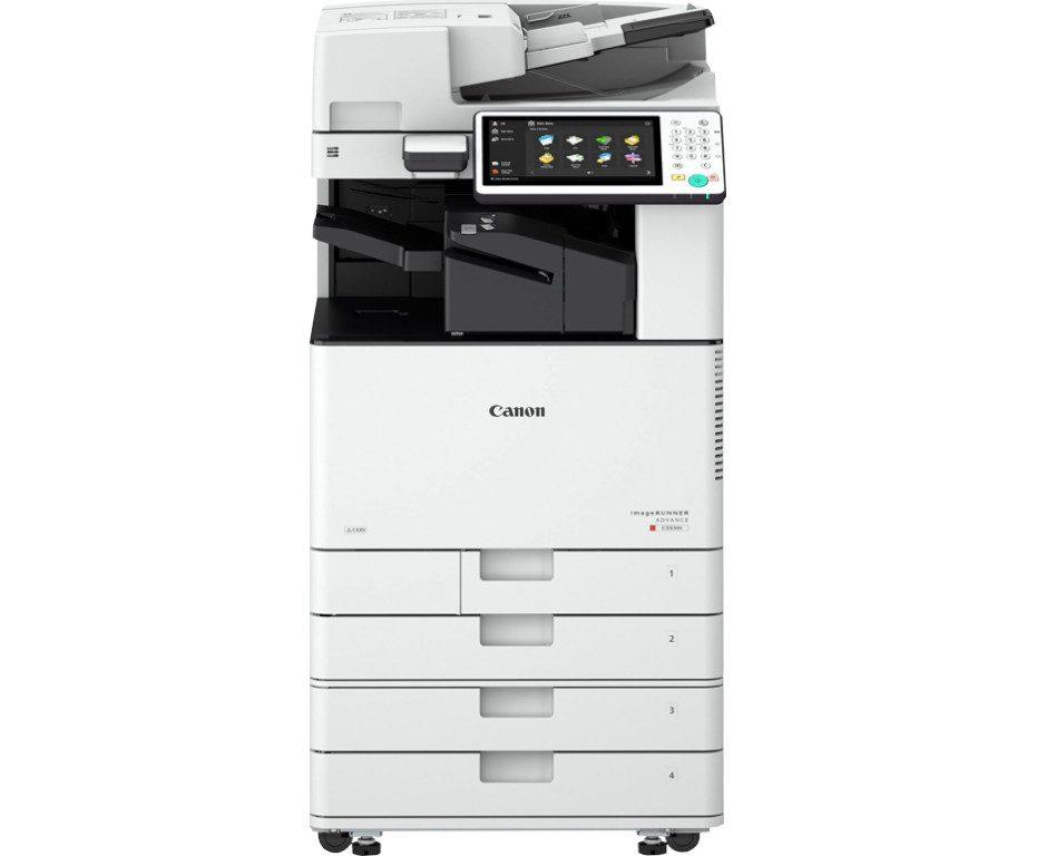 imageRUNNER ADVANCED C3525i mit Kassettenbank AP1