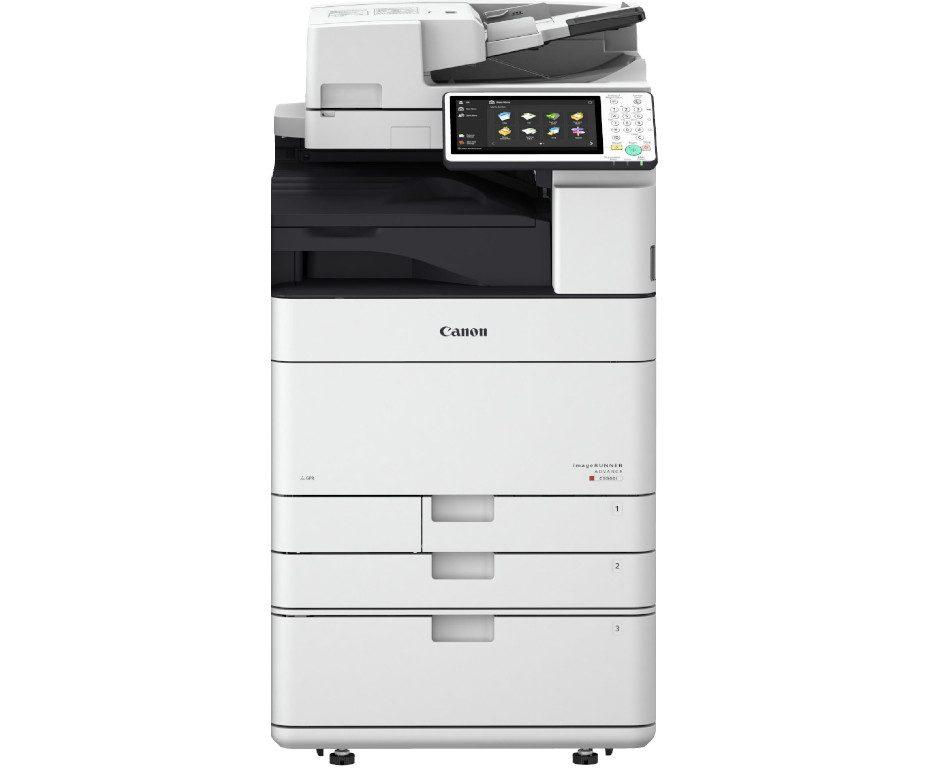 imageRUNNER ADVANCED C5550i mit Kassettenbank A1