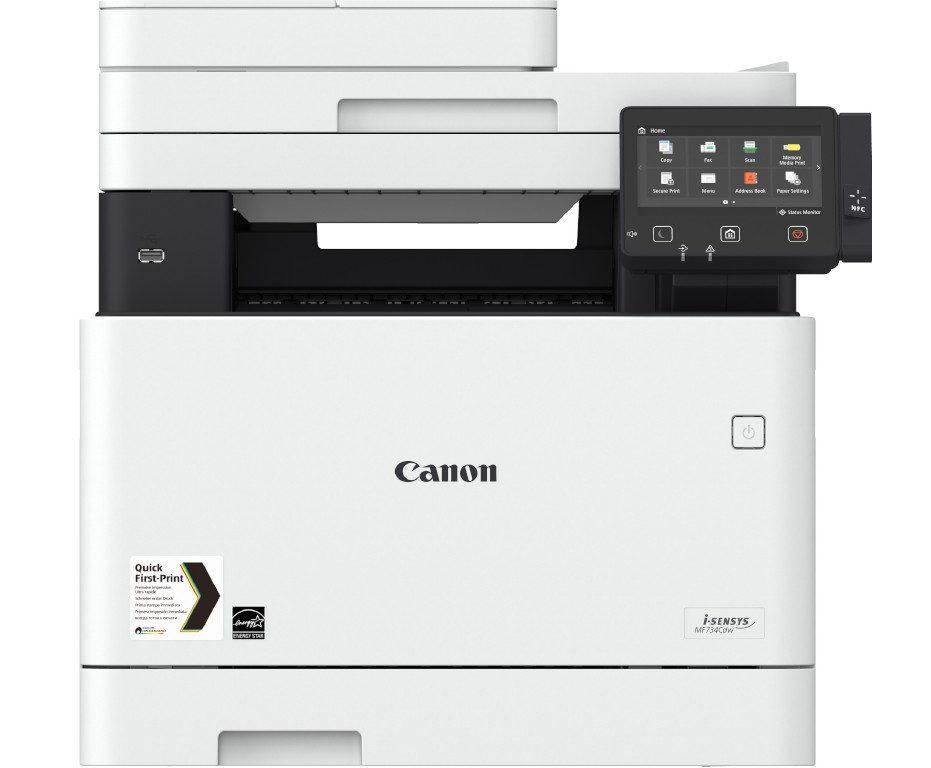 i-Sensys mf734cdw - A4 monochrom Drucker